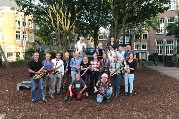 big band speeltuin