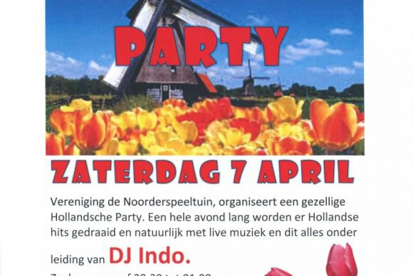 Hollandse Party '18